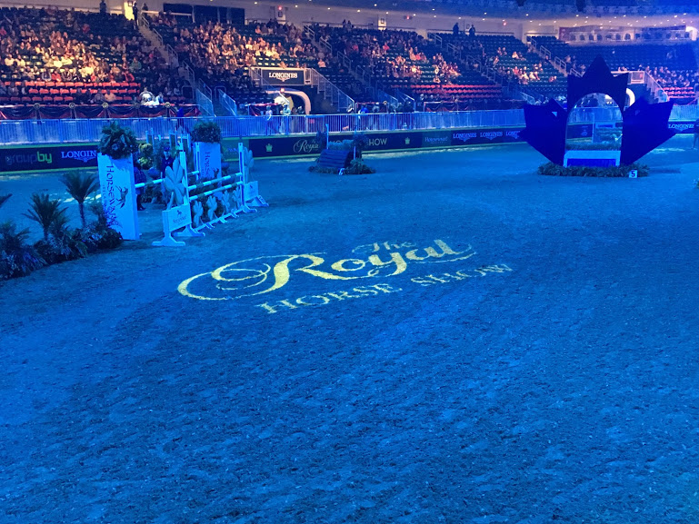 Get Inside the Horseware Indoor Eventing Challenge with Captain Mark Phillips and CET Eventing Athletes